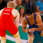 RT @HTSportsNews: Sushil, Amit, Vinesh make IND proud - 3 golds so far in #wrestling today #Glasgow2014 #GoIndia http://t.co/ehjKriLY4N http://t.co/2VggboTsSv