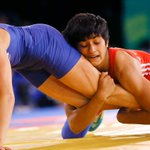 RT @Sports_NDTV: #Glasgow2014: When Indias Vinesh battled to win gold in womens 48kg wrestling. Report: http://t.co/r2dEoJguEZ http://t.co/2U7RYuW38Y