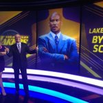 RT @coachdavemiller: @jaimemaggio and I getting ready to go live on @TWCSportsNet to start the Byron Scott era...Inglewood is in the house http://t.co/DdBVYXifo0