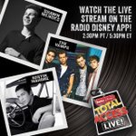 Get excited! #TotalAccessLive with @AustinMahone @TheVampsband & @ShawnMendes is tomorrow on the Radio Disney app! http://t.co/8KlNLUOhuc