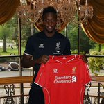 RT @GameYetu: CONGRATULATIONS! Liverpool sign Belgian Origi and loan him back to Lille http://t.co/BHvaAm4cgF http://t.co/JcWXu72bCE