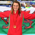 RT @BBCWalesSport: SILVER: @JazzCarlin has won silver in the 400m freestyle for @TeamWales - her second medal of #Glasgow2014! http://t.co/SMAnjffBaX