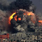 #Gaza: More than 100 Palestinians said to have been killed in the last 24 hours http://t.co/4SCcrfLmt0 http://t.co/37dxsYYBNA