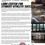 Inside Lobo Football July Issue #6 #owohod #golobos #newmexicofb Most Academic All-MWC were at UNM, 117 Lobos! http://t.co/5QV1lSTkwN