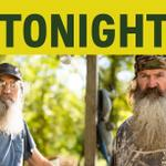 Theres a backwoods brotherly duel tonight on #DuckDynasty. Who will win the race? Tune in to @AETV to find out. http://t.co/QZlJEzC36G