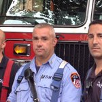 #FDNY firefighters & EMS saved 3 children trapped by a fire today in #Brooklyn. More: http://t.co/iJmEHVu2HF http://t.co/qQ39xbbpBG