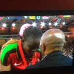 RT @wgkantai: And then you get to receive your gold medal from Kipchoge Keino himself. What a day for her. http://t.co/7ySIwI3O82