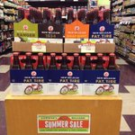 RT @RainbowCoOp: Summer Sale prices on @newbelgium brews until the end of August! $7.69/6 pack on all varieties. #craftbeer #fondren http://t.co/fd09R4PwTi
