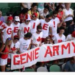 #GenieArmy makes trek from Australia to tennis players hometown, Montreal for Rogers Cup http://t.co/JIIQgwDq54 http://t.co/YBxPoJ3wEP
