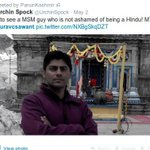 RT @Rajput_Ramesh: #IStandWithGauravSawant bcz he is a honest journalist real shining STAR in d dark sky of Indian Media @gauravcsawant http://t.co/mnWg102RVz