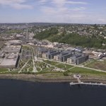 Biotech giant Amgen is shuttering its 40-acre waterfront campus: http://t.co/5DFilyZLQ2 http://t.co/jvMUmHwoji