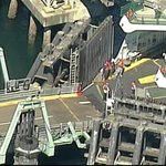 RT @KIRO7Seattle: Passengers being offloaded from ferry Tacoma after it was towed to Baindbridge Is. WATCH LIVE http://t.co/Dr5JrNy2xi http://t.co/q2Cgx70c4H