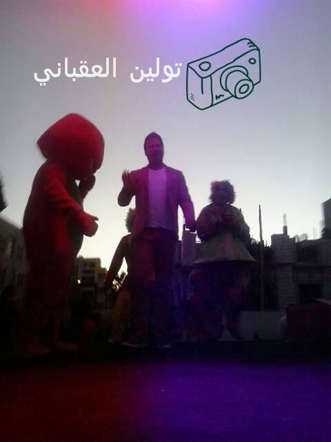 RT @Batoolalmalki13: عمر الصعيدي❤️❤️🎊من حفلة اليوم http://t.co/469912wsEm