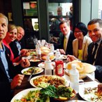 RT @ParamountFoods: #toronto #mayoral candidates celebrating #eid with our CEO @mohamadfakih8 http://t.co/vGBIWtNxdN