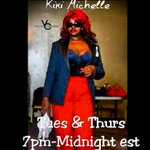 Kiki Michelle is still #live until #midnight http://t.co/xJLtL3Vepb #Atlanta #KryKey #webradio #music #studio #dj http://t.co/o37lBNbzT7