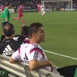 RT @FCDallas: Hey @Cristiano, come back any time bro. #DTID http://t.co/Qgeb7wJcBN