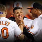 RT @MLB: See you later! Manny Machado cranks his first career #walkoff home run: http://t.co/OHPJwNEGSr http://t.co/oZsi65dqJX