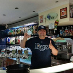 Our #Rays fan & new friend from #Capri #Italy Francesco got his @DavidPrice14 shirt, ball & #Rays hat that we sent! http://t.co/cZfs4RGsG6