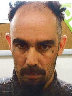 RCMP is looking for Pancho Desperatus-Amator-DeTanza, 37, missing from Riverview Hospital. Do not approach him. http://t.co/wEkFCDrAcp