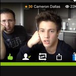 I read along with you and I felt like you were right there(: #CamsBookClub #CamsBookClub @camerondallas http://t.co/clRUfczNcb