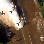 """@K_Radway: The promotion for Sharknado 2 has really gotten out of hand #sunsetflood #ucla #uclaflood #sharknado2 http://t.co/tzqkNojnyy"" ????????"