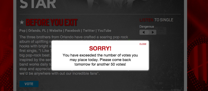 throwback to when i voted so much #FollowMeBYE #BeforeYouExit @BeforeYouExit http://t.co/YqNHEKISJV