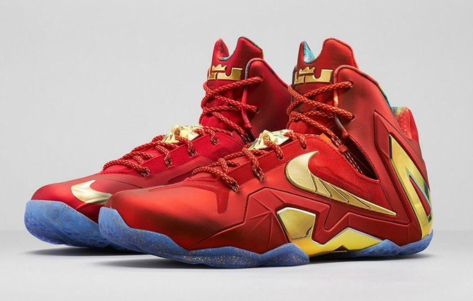 Nike Lebron 11 Elite SE release on 08/01/2014 for $295 via @KicksOnFire #KoFapp http://t.co/SGUkafRnpq