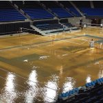 Seems like #UCLA missed the memo on the California drought #uclaflood http://t.co/aylODoySbX