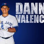 Danny Valencia flies out in his #BlueJays debut. http://t.co/Eoo6vV0BTi