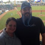 The coolest #beard in Minor League Baseball! #IMHOOKED #SweetBeard @MiLB @BeardsAndTats #BeardLife http://t.co/NDfXld5KGG