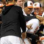 "Manny Machado after his walk-off homer: ""I got chills running around the bases."" #masnOrioles http://t.co/rVyaeLhvaj"