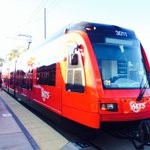 RT @GentSetting: Love that San Diego trolley rail system!! #SanDiego #SanDiegoCounty #trainspotting http://t.co/eYt8dKcJjP