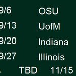 Our schedule is set! #GoGreen #GoWhite #GoHoonyaks #MSUrugby http://t.co/IlZ2dTQ7ka