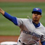 RT @Sportsnet: Marcus Stroman was in ethereal form as the #BlueJays downed the #RedSox 4-2 at Fenway Park. http://t.co/M7QaM0toVO http://t.co/Yb9IqOFLuA