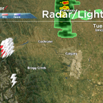RT @paul_dunphy: Strathmore radar is down, but lightning detection is picking up lightning to the west and moving east. #yyc http://t.co/MCLCLBzmzA
