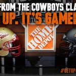 RT @CollegeGameDay: It's Official! GameDay will be LIVE from Sundance Square for #FSUvsOKST! #GetUp4GameDay http://t.co/HrkIIWstxF