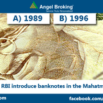 In which year did #RBI introduce banknotes in the Mahatma Gandhi series? #India http://t.co/az4w5MLwLh