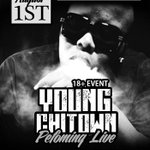 Young Chitown Performing Live Friday August 1st @ Jerrys In #Chicago 18+Event http://t.co/vlzMjQ42LL Website http://t.co/GQde3IK3H4