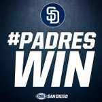 RT @FOXSportsSD: #PadresWIN 3-1 over the Cardinals! http://t.co/K12J227CjC