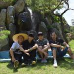 EXOs Chanyeol, Lee Dong Wook, Jo Se Ho, and Shin Sung Woo enjoy an outing for Roommate http://t.co/JoNgWgaJUT http://t.co/uE2cE2D9pH
