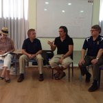 Cdn Parliamentarians meet with social workers in Sderot in the Gaza Frontier @CIJAinfo #cdnpoli http://t.co/HvQOsSFUOF