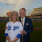 Vin Scully on taking Route 66: I wanted to wear Yasiel Puigs jersey http://t.co/ezuc48TPwg http://t.co/V8Kxe5bOUl