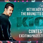 RT @brunettediariez: Are you all set for the exciting #TBDKickContest? #Kick #Contest #ContestAlert #SalmanKhan @GetYourKick http://t.co/Qx5xRJOG3i