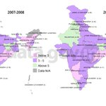 #Visualization: Average Milk Yield per Buffalo across #India (2007-08 to 2011-12) http://t.co/t6djtQv5rF #OpenData http://t.co/a9GQk0JZZM