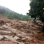 RT @ANI_news: Bhimshankar Landslide : Visual of the spot http://t.co/qGgGr3h11Y