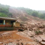 RT @ANI_news: Bhimshankar Landslide : Another visual of the spot http://t.co/0wxFSIBfUm