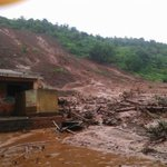 Landslide at Maleen village in Ambegaon taluka of Pune district; 2 dead, 150 feared trapped http://t.co/AUPDliLl9v http://t.co/nwr7nZWGmp