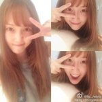 RT @allkpop: Girls Generations Jessica shows off her new bangs http://t.co/fvQk3qnvhW http://t.co/lqojmBNp9l