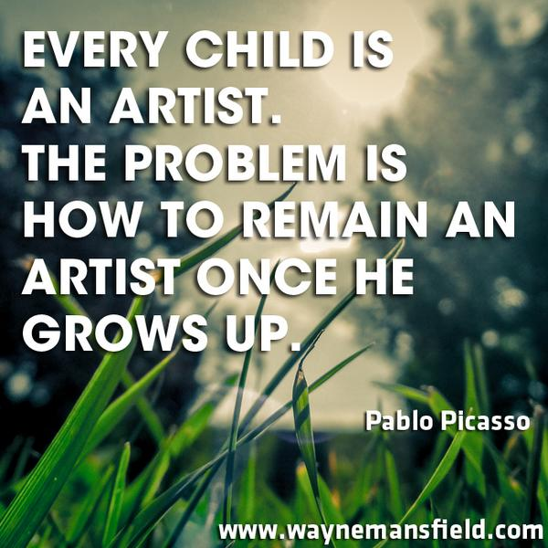 Never let the child in you grow up... continue to be playful!! http://t.co/1ygdEGJsy4