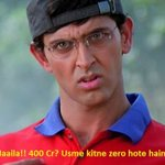 Hrithiks reaction on 400 cr alimony!! http://t.co/2mr156paMM